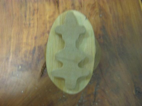 Okodee Mmowere, Adinkra Handmade wooden Stamp