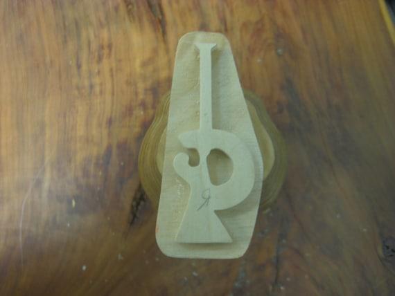 Ohene Tuo, Adinkra Handmade wooden Stamp