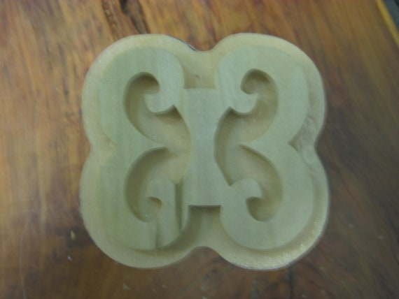 Pempamsie, Adinkra Hand Crafted Wooden Stamp