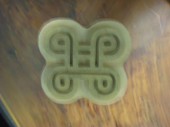 Mpatapo, Adinkra Handmade wooden Stamp