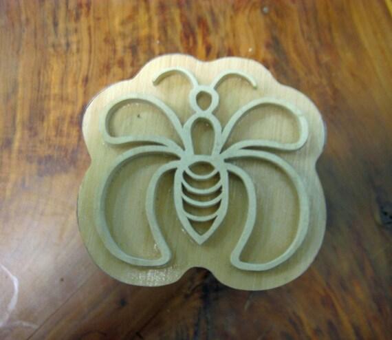 Fafanto, Adinkra Handmade wooden Stamp