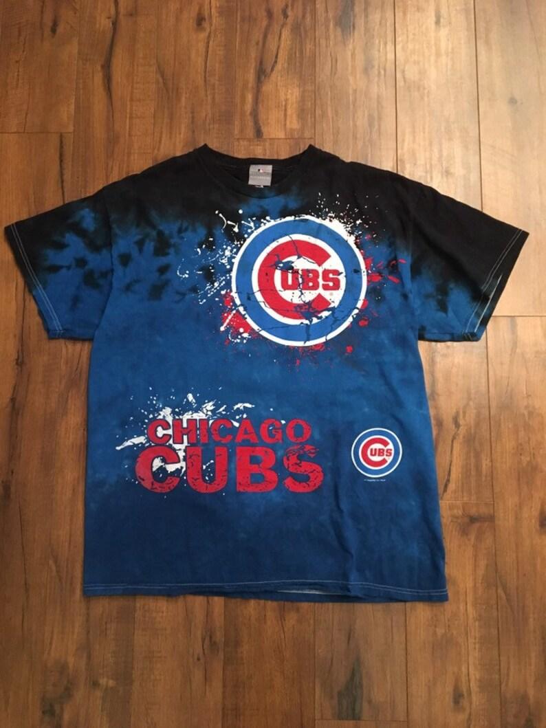 9c257437c79 Vintage Chicago Cubs T-shirt MLB Merchandise XL