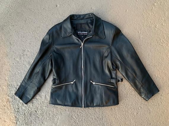 Vintage Wilsons Leather Jacket