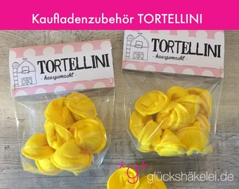 Shop accessories TORTELLINI for children's kitchen/merchant's shop/accessories for shops