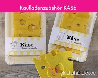 Shop accessories CHEESE Children's kitchen/Shop/Merchant's shop/Accessories for shops