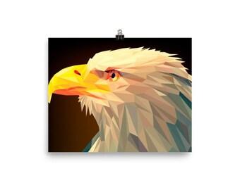 Bald Eagle Print, Bald Eagle photo, Bald Eagle Poster, Bald Eagle decor, Bald Eagle printable, animal print, digital prints