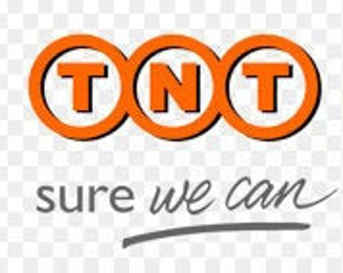 Shipping upgrade to TNT Express - cotact tel number MUST be provided!