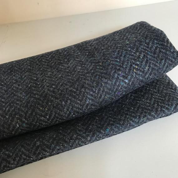 Irish Tweed 100 Wool Fabric Free Worldwide Etsy