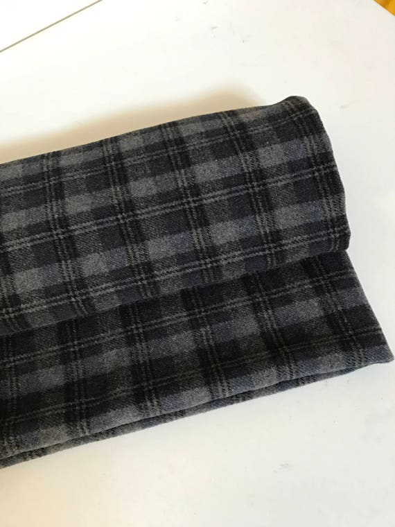 Irish tweed 100% wool fabric-FREE WORLDWIDE  d6f9a82fc55d