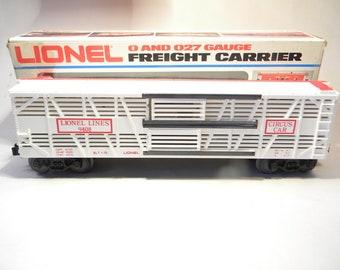 Lionel 19924 Railroad Club Box Car O Gauge Train Etsy