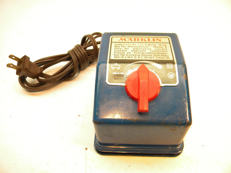 Marklin germany dollhouse miniature salt box blue writing