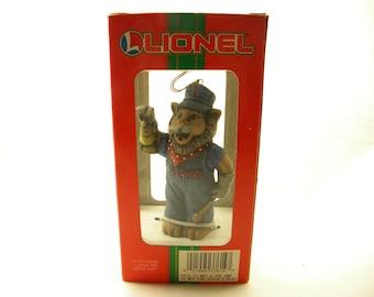 Lionel 37614 Collectors Christmas Ornament Lenny The Lion