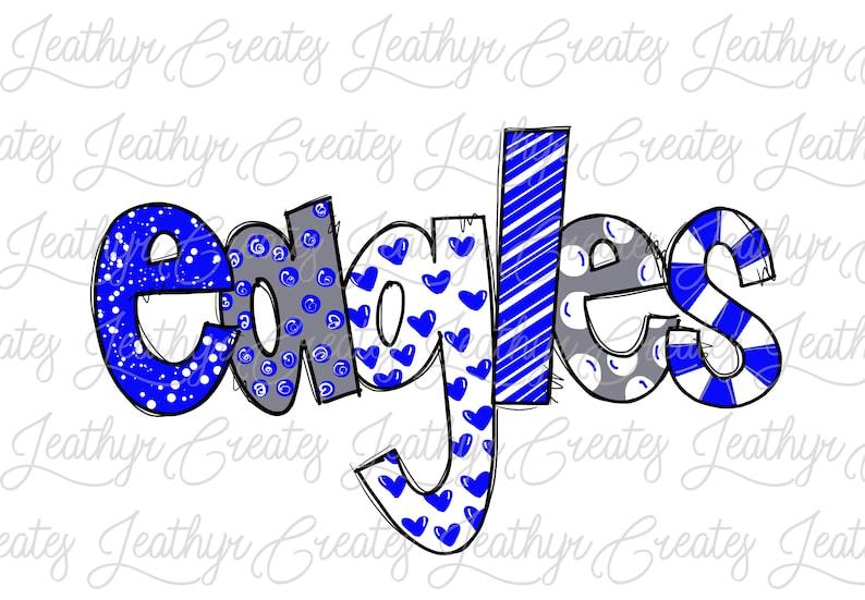 Eagles PNG Clip Art Digital Download Sublimation Scrapbooking