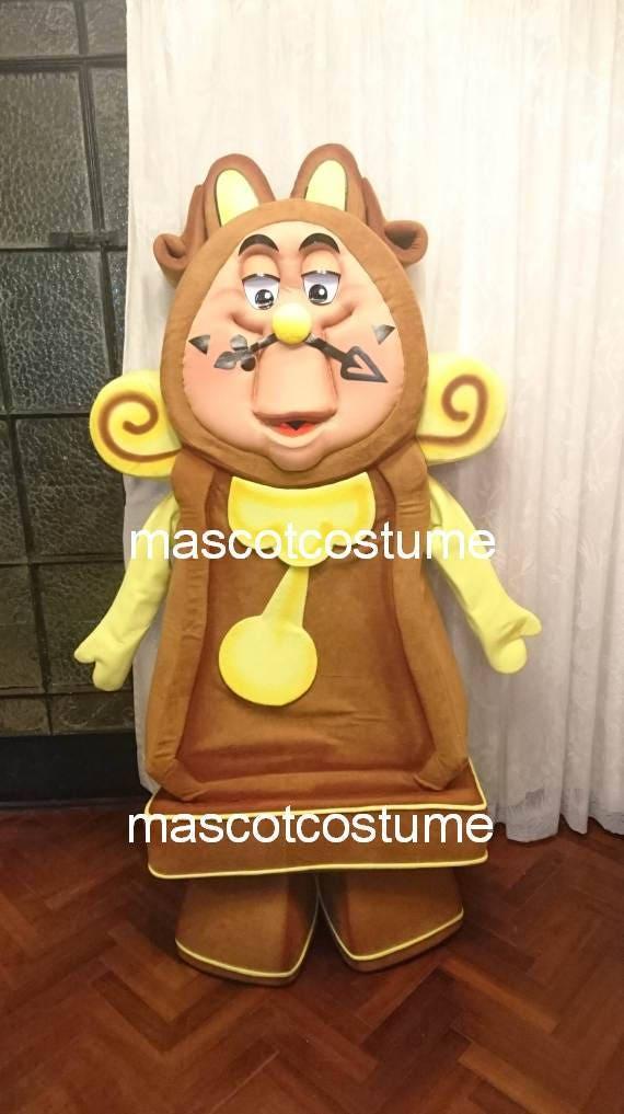 Cogsworth Costume