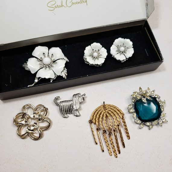 Vintage Sarah Coventry Set - Sarah Coventry Lot -