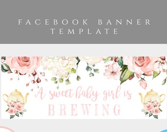 Baby Facebook Cover Etsy