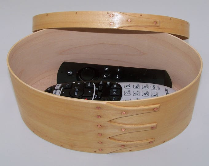 "Maple Shaker Box Size #4: 6"" x 8 3/4"""