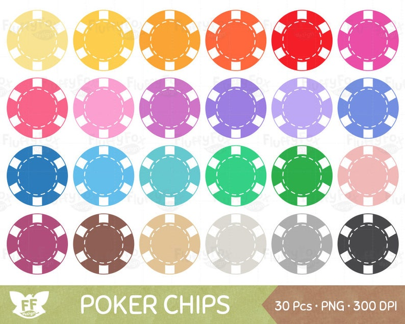 90eea2d8c27 Poker Chip Clipart Casino Chips Checks Cheques Token Circle