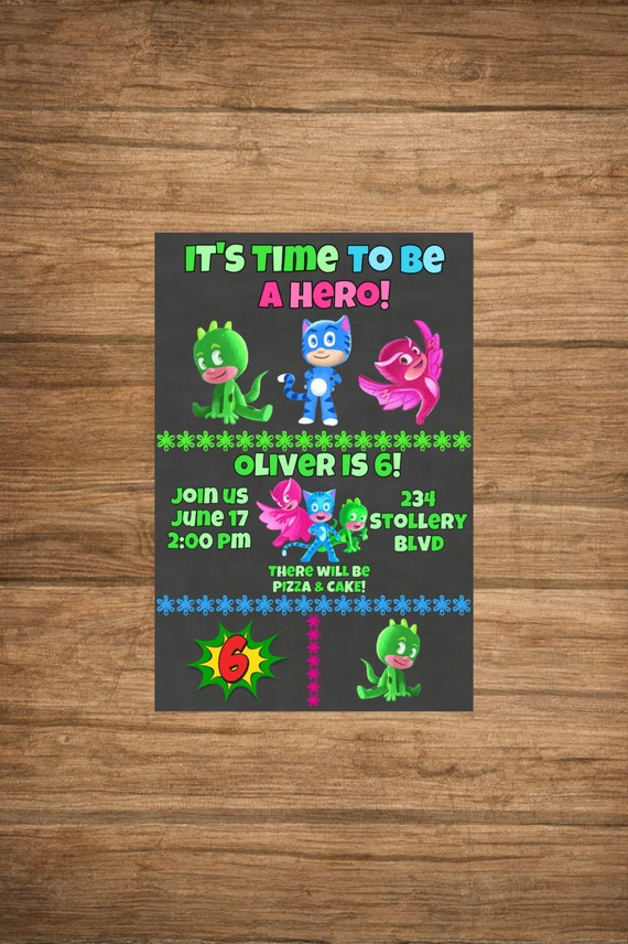 Personalized Time To Be A Hero Etsy