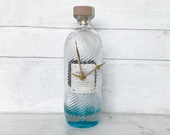 Harris Gin Bottle Clock Freestanding