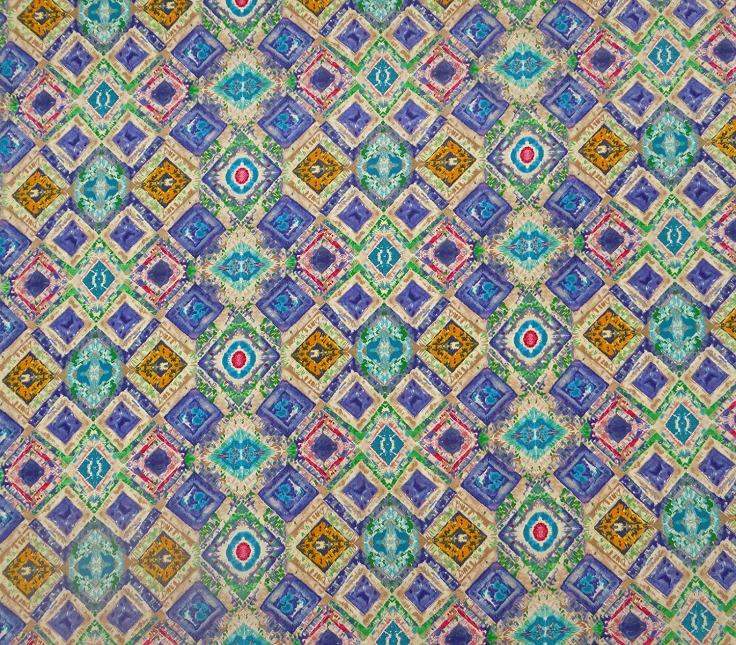 Indian Cotton Fabric Home Decor Fabric Sewing Craft