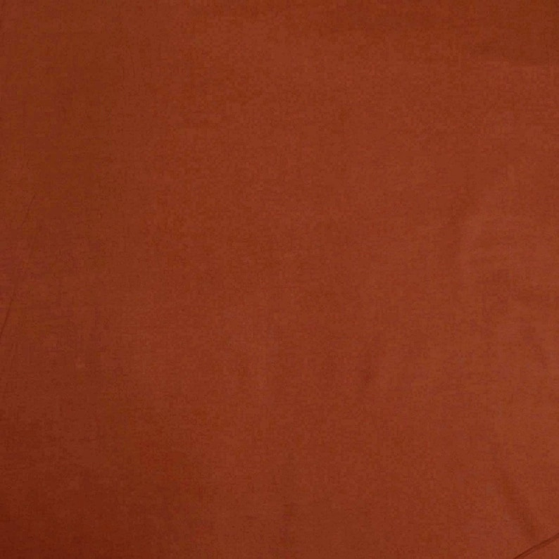 Rust Orange Fabric Quilting Fabric Dress Material Home Accessories 54 Inch Cotton Fabric By The Yard ZBC7915A