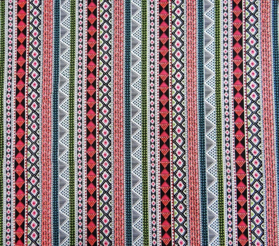 Indian Designer Fabric Floral Print White Fabric Home