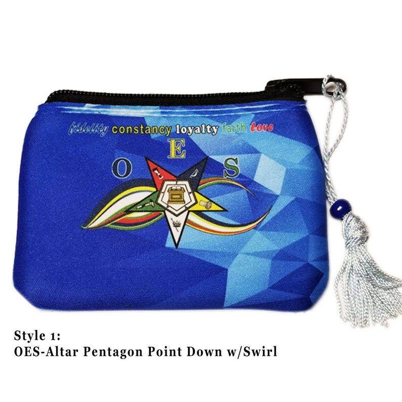 Order of the Eastern Star OES Gift Bag