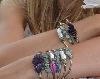 Bridesmaid Gift, Wedding, Bracelets, Wedding Favors, Gemstone Bracelet, Bridesmaids, Bridal Jewelry, Wedding Gift for Bride, Bridesmaid
