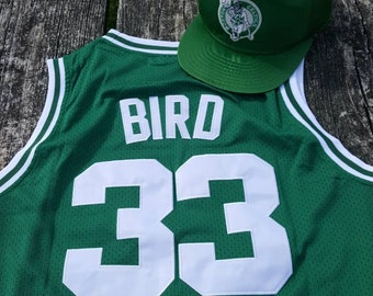 ff2d6f601 Larry Bird Boston Celtics 80s Retro Throwback Jersey size medium