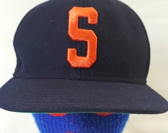 fd11925d1da Stussy S wool snapback hat