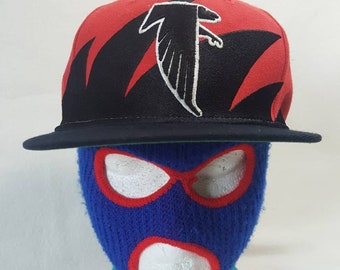 best sneakers c2017 dbf0a Atlanta Falcons retro sharktooth snapback hat Mitchell and Ness
