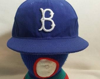 771fb59d1 Vtg LA Dodgers new era snapback hat Los Angeles baseball cap