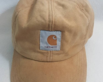 170f80d499007 Vintage Carhartt hunting Trapper Hat insulated Cap 3m insulated made in usa