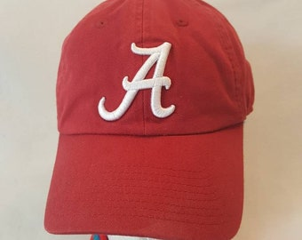 44846996960 ... best vtg alabama crimson tide nike dad hat cap sec college football  roll tide 14dcb b81db
