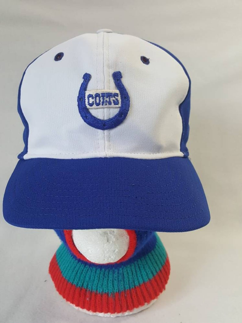 Vtg 70s 80s Indianapolis Colts Sports Specialties  NFL image 0