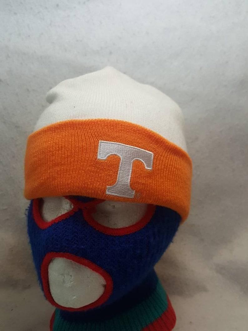 Vtg  starter University of Tennessee  beanie  hat cap image 0