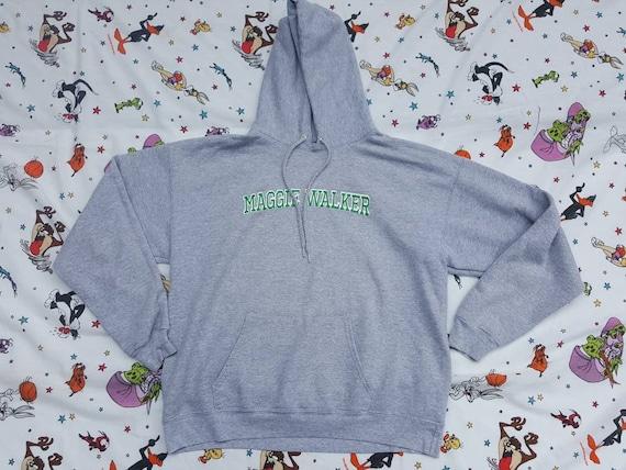 Vtg Maggie Walker School  hoodie  sweatshirt sz LG