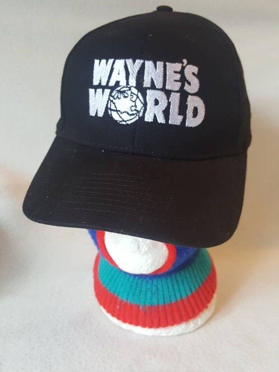 f0966a8ddbf Wayne s World dad hat SNL 90s Tv Mike Myers Dana Carvey