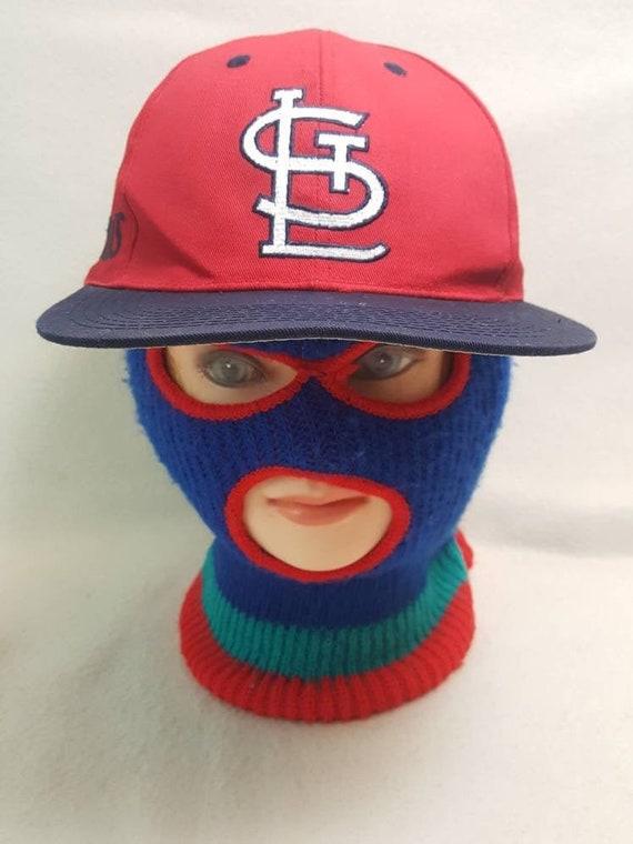 Vtg St. Louis Cardinals Twins snapback hat  MLB Oz
