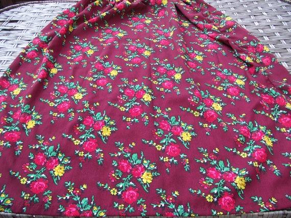 Romanian Skirt Vintage greater ukrainian Romanian