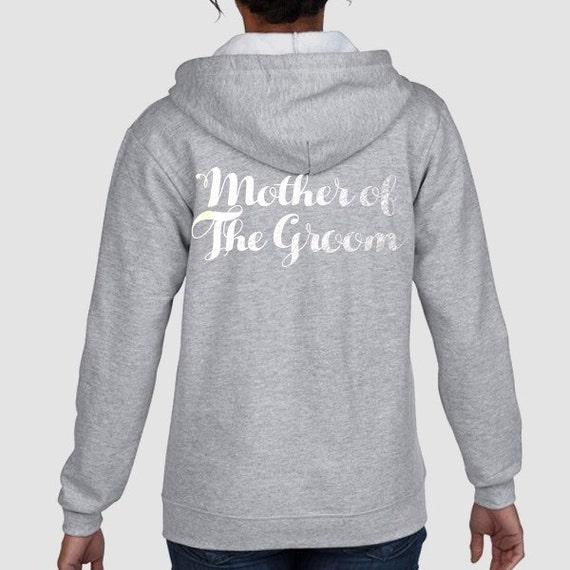 Mother of The Groom Unisex Adult Hoodie