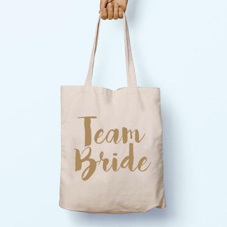 5f0973332e0d Team Bride Wedding Feyonce Fiance Hen Slogan Quote Cotton
