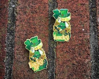 St Patricks Day Pins