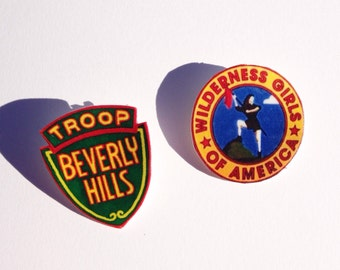 Troop Beverly Hills Pins