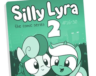 Silly Lyra Comic Book #2