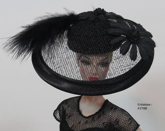 Barbie Hat for Barbie doll Fashion Royalty Silkstone Poppy Parker