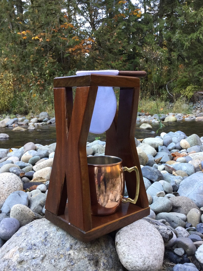 Ironwood Cartago Model Outdoor X-Press Chorreador in Ip\u00ea