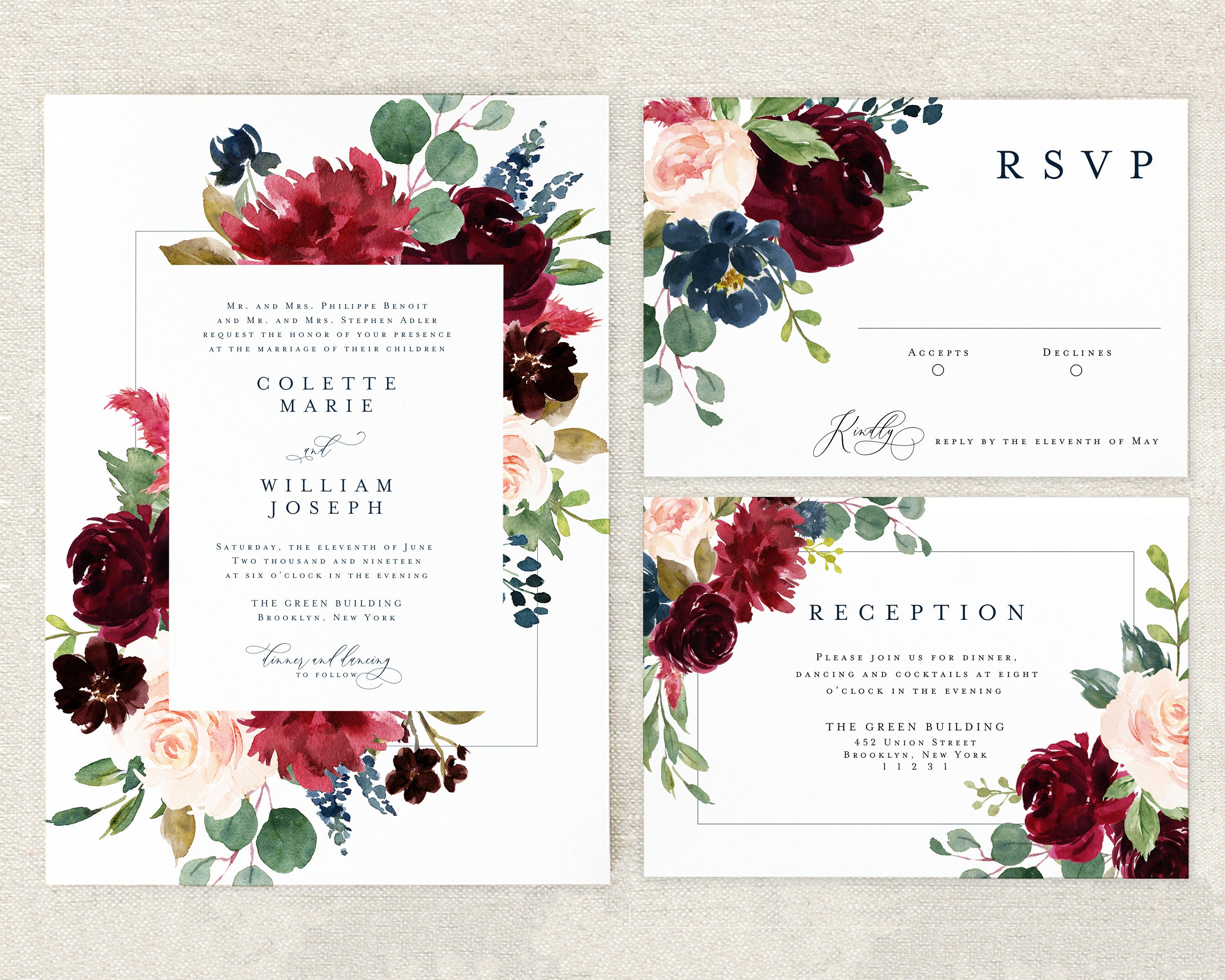 It is a graphic of Ridiculous Etsy Wedding Invitations Printable