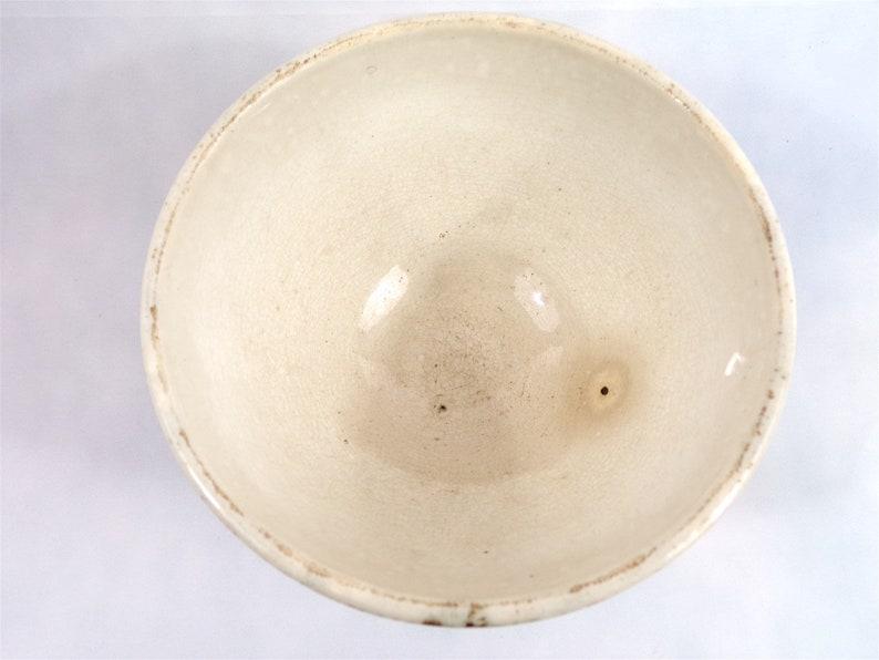 Rare bol ancien de collection de la manufacture de choisy le roi France